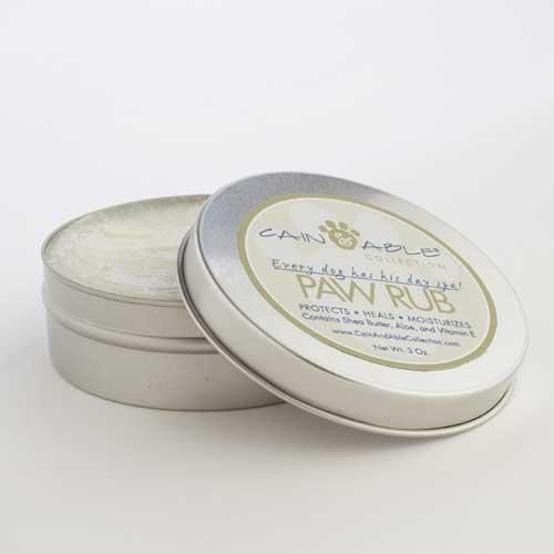 Cain and Able Dog Paw Rub 3 oz Best Price