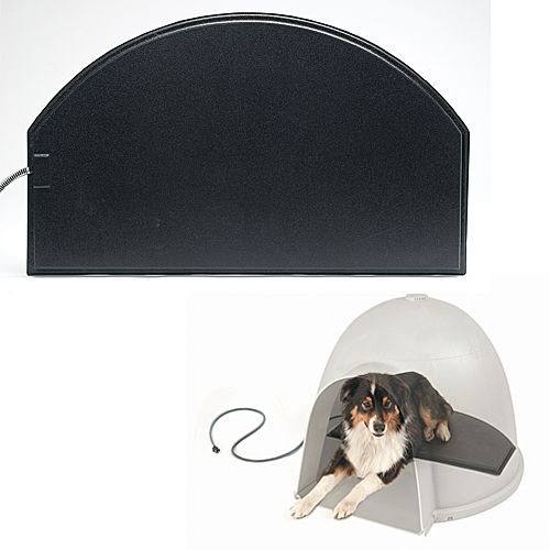 KH Mfg Lectro Kennel Dog Pad Igloo Style Large