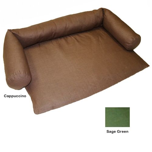 Cool Bed 3 Dog Bed Fitted Sheet w/Bolster LG Cap