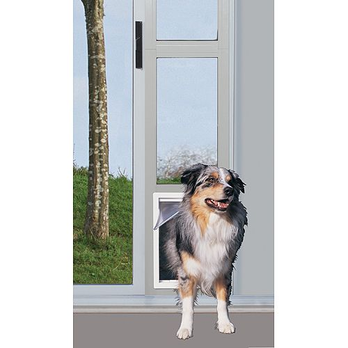 Ideal Pet Modular Patio Pet Door Medium