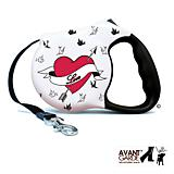 Avant Garde Retractable Leash FreeBird