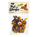 Pet'n Shape Duck'n Sweet Potato Dog Treat