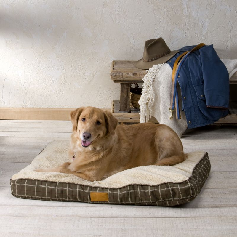 AKC Gusseted Dog Bed
