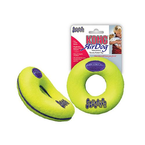 Air Kong Squeaker Large Donut