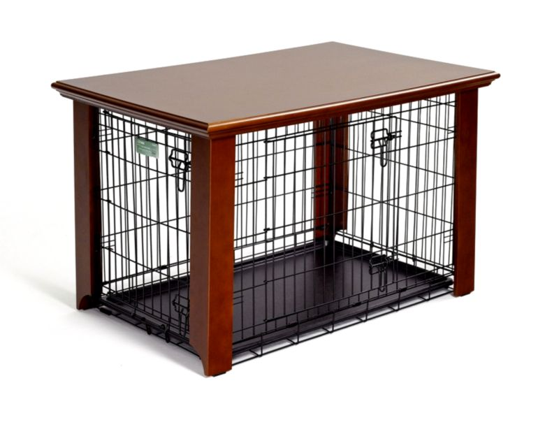Midwest Wooden Dog Crate Table Cover 24In