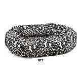 Bowsers Ritz Style Donut Dog Bed