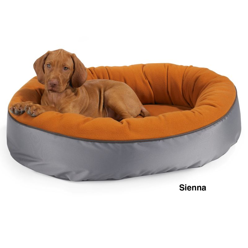 Bowsers Orbit Dog Bed Small Sienna