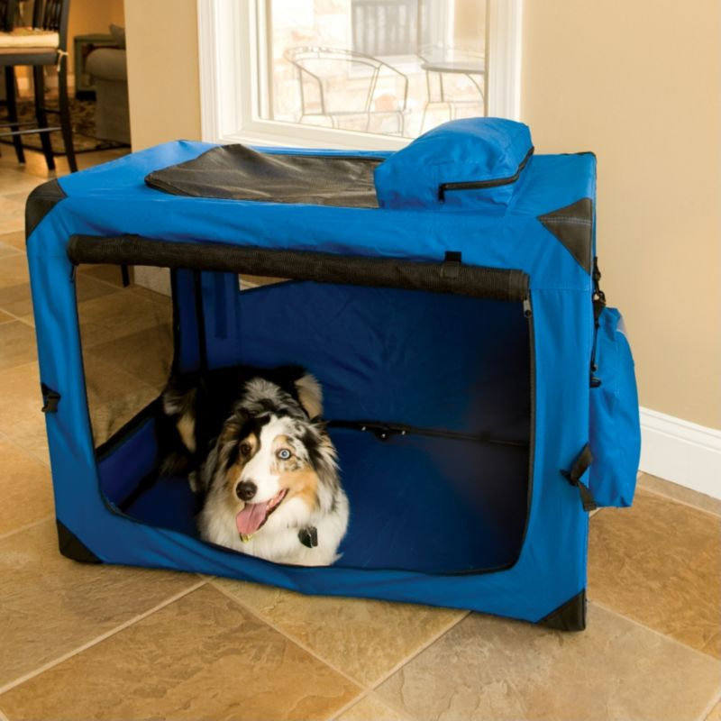 Generation II Portable Soft Dog Crate Intermediate
