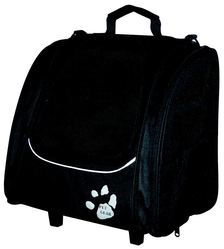 I-GO2 Traveler Pet Carrier Black
