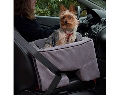 Pet Gear Booster Pet Car Seat Medium Tan