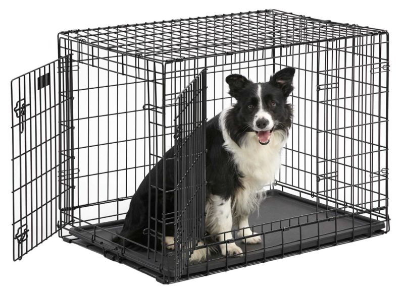Ultima Pro Triple Door Professional Dog Crate 25in