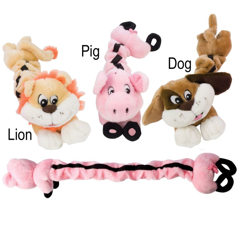 Extreme Bungee Dog Toy Lion Best Price