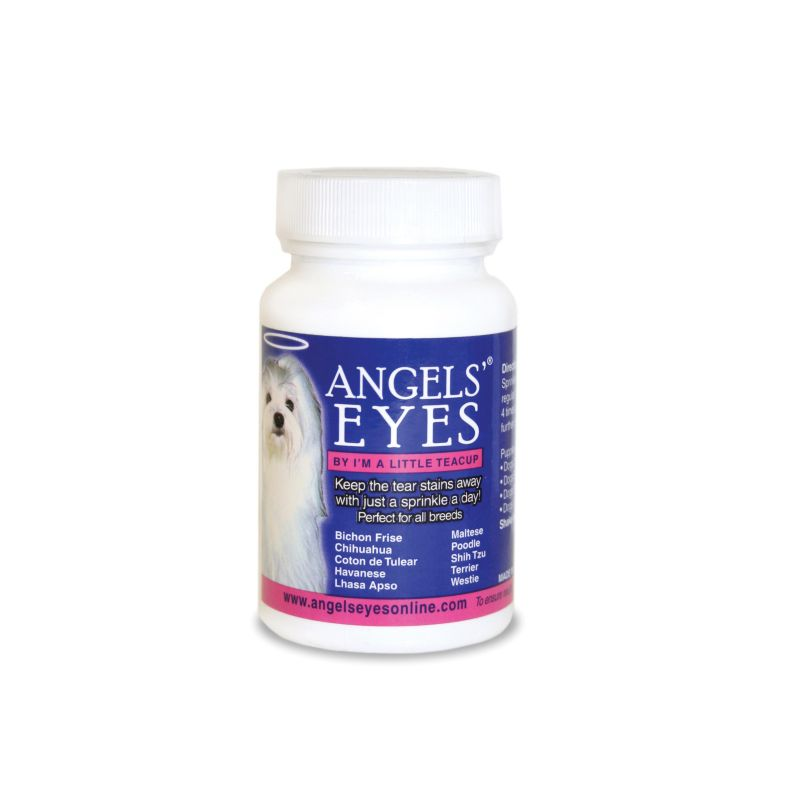 Angels Eyes Tear Stain Remover for Dogs 120gram