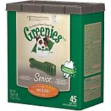 Greenies Senior Dog Treats Petite