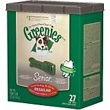 Greenies Senior Dog Treats Regular
