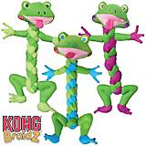 Kong Rainforest Braidz Dog Toy