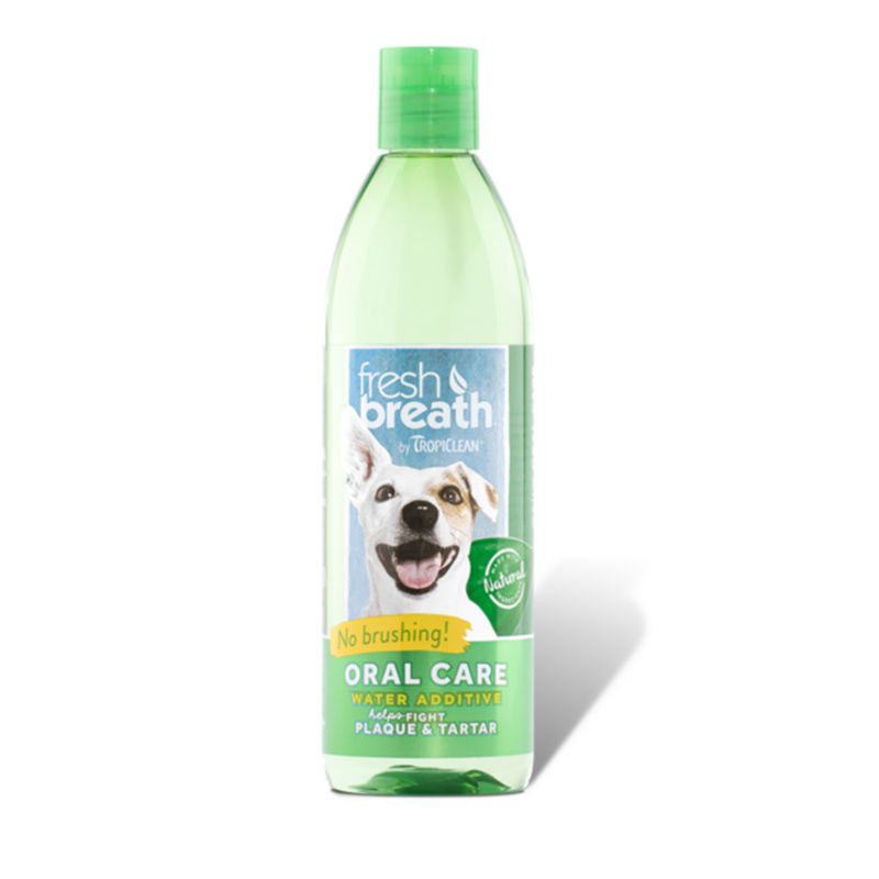 Tropiclean Fresh Breath Water Additive for Pets