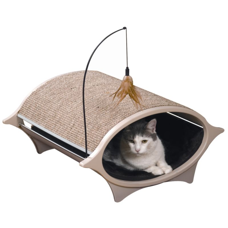 Cat Eye Cat Bed