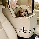 Luxury Console Pet Car Seat