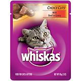 Whiskas Choice Cuts Cat Food 24Pk