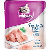 Whiskas Purrfectly Fish Cat Food Case