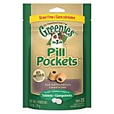 Greenies Dog Pill Pockets Allergy Formula Tablets