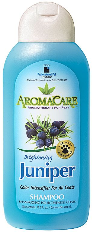 AromaCare Brightening Juniper Dog Shampoo 1 Gallon