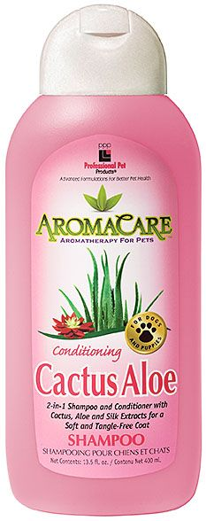 AromaCare Conditioning Cactus Dog Shampoo 13.5oz