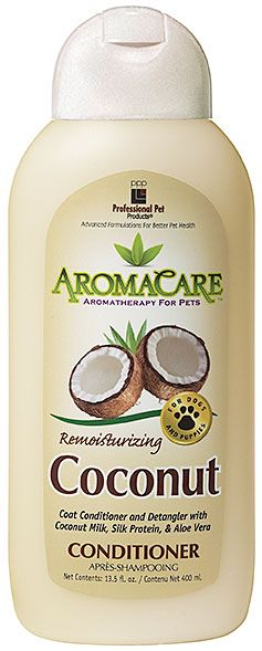 AromaCare Coconut Milk Dog Conditioner 13.5oz
