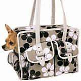 Slant Pocket Pet Carrier
