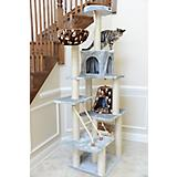 78 Inch Deluxe Jungle Gym with Rope Ladder