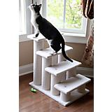 Armarkat B4001 Classic 4 Step Fleece Pet Steps