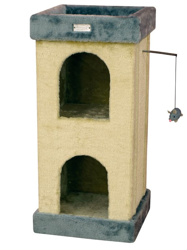32 Inch Sisal Cat Castle