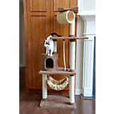 Armarkat Premium Cat Tree X7001 70 Inch Tan