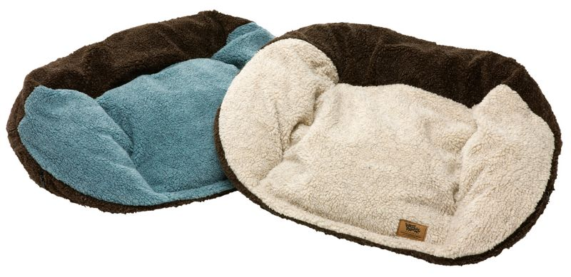 Tuckered Out Dog Bed Xlarge Oatmeal/Chocolate