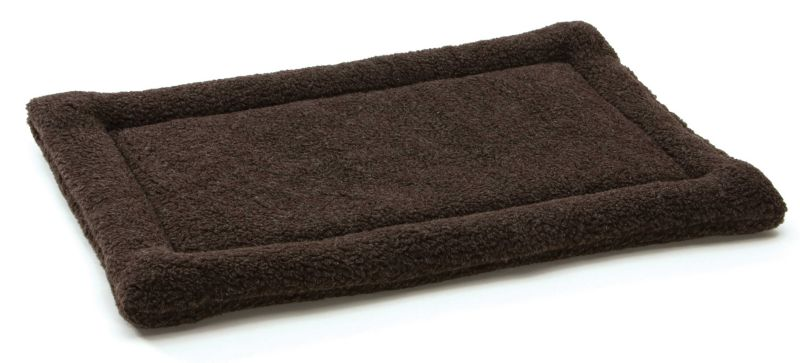 Nature Nap Dog Crate Mat Xsmall Oatmeal