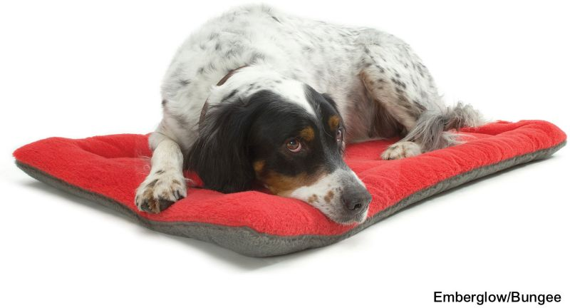 Eco Nap Dog Crate Mat Medium Porcelain/Bungee