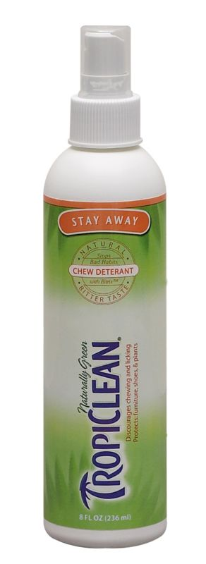 Tropiclean Stay Away Chew Deterrent for Dogs
