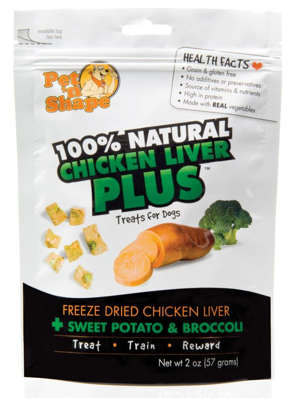 Chicken Liver Plus Freeze Dried Treat Banana Best Price