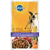 Little Champions Beef Can Dog Food Case