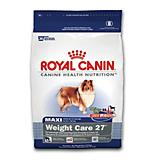 Royal Canin Maxi Weight Care Dry Dog Food