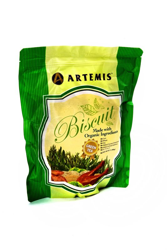 Artemis Organic Biscuit Dog Treat