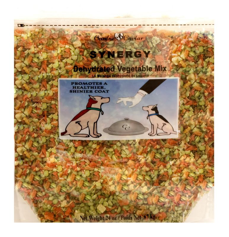 Canine Caviar SynergyDehydrated VeggieMix for Dogs Best Price