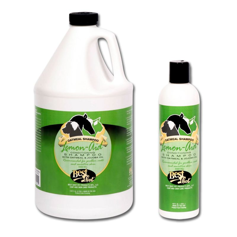 Best Shot Lemon-Aid Pet Shampoo 2.5 Gallon