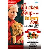 Chicken Soup Light Formula Dry Cat Food