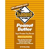 Diamond Gourmet Peanut Butter Dog Treat
