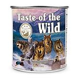 Taste Of The Wild Wetlands Canned Dog Food Case