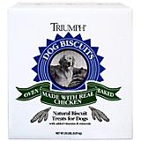 Triumph Biscuits Dog Treat Bulk Box
