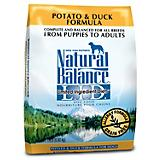 Natural Balance LID Duck Dry Dog Food