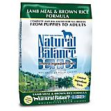 Natural Balance LID Lamb Dry Dog Food